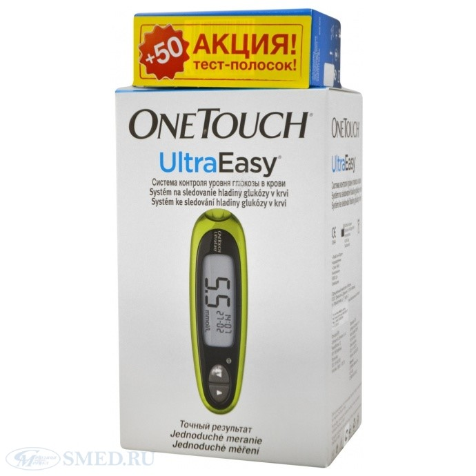 Глюкометр one touch ultra easy инструкция
